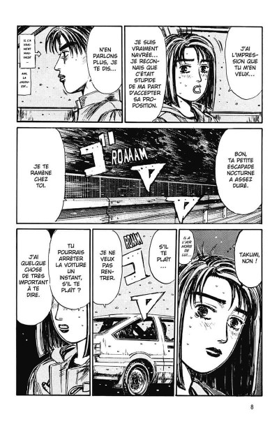 Page 9 initial D tome 17