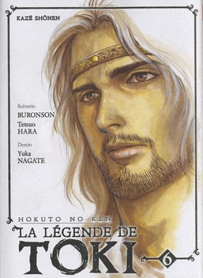 Couverture Hokuto no Ken: la légende de Toki tome 6