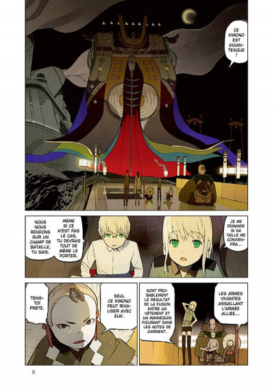 Page 4 cloth road tome 8