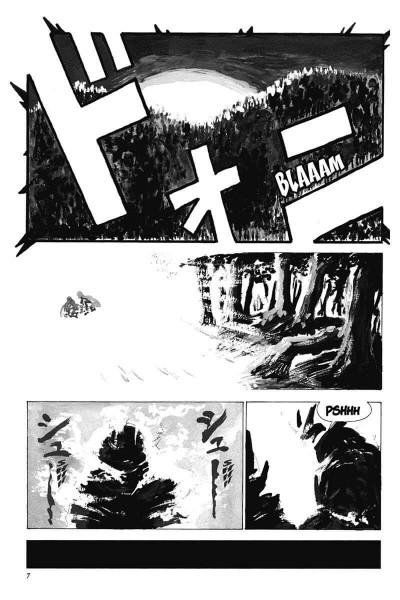 Page 8 level E tome 1