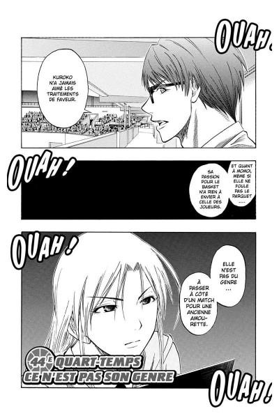 Page 7 kuroko's basket tome 6
