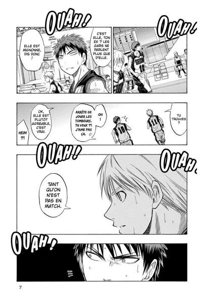 Page 8 kuroko's basket tome 6