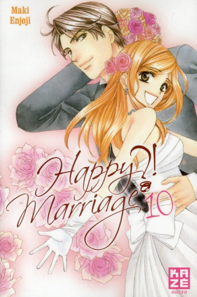 Couverture happy marriage?! tome 10