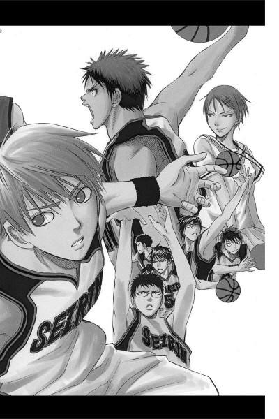 Page 7 kuroko's basket tome 7