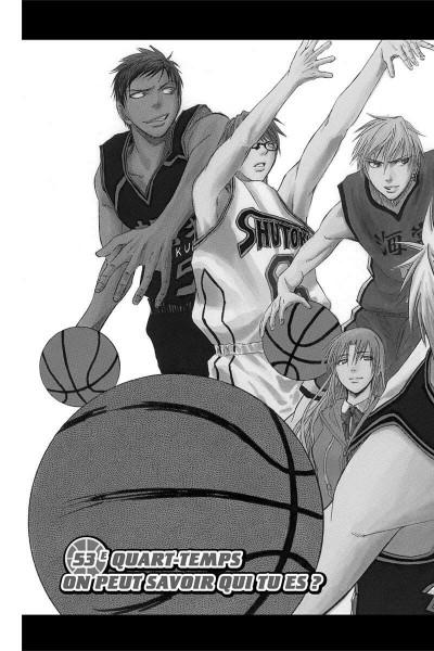 Page 8 kuroko's basket tome 7