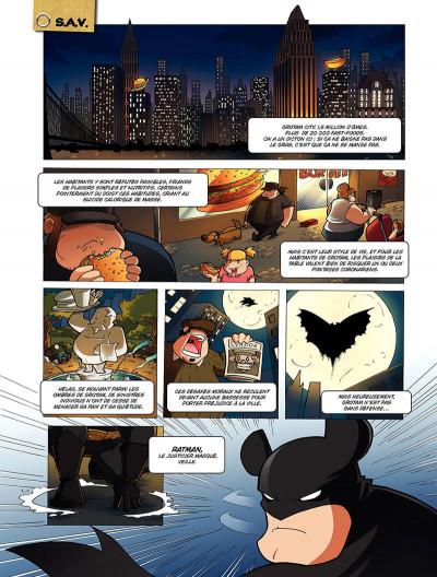 Page 6 Flander's company T.2 - le mal, c'est classe !