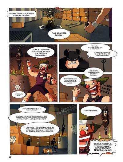 Page 7 Flander's company T.2 - le mal, c'est classe !
