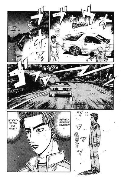 Page 7 initial D tome 21