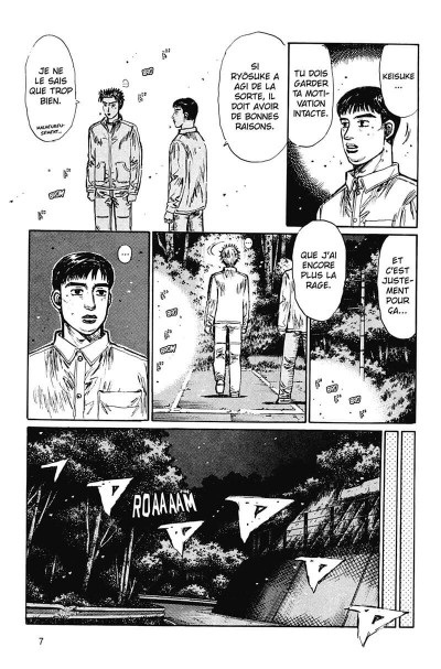 Page 8 initial D tome 21