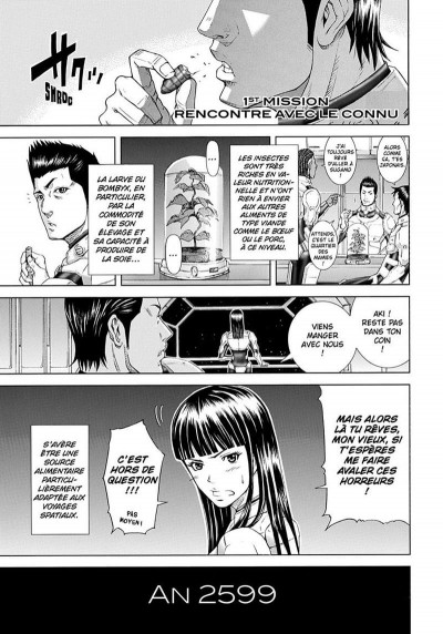 Page 3 Terra formars tome 1