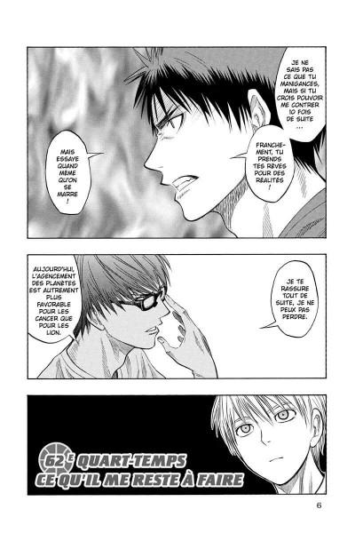 Page 7 Kuroko's basket tome 8