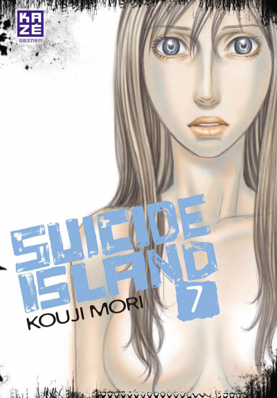 Couverture suicide island tome 6