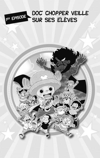 Page 8 Chopperman ; le super docteur des petits et des grands