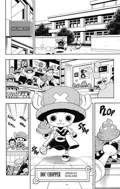 Page 9 Chopperman ; le super docteur des petits et des grands