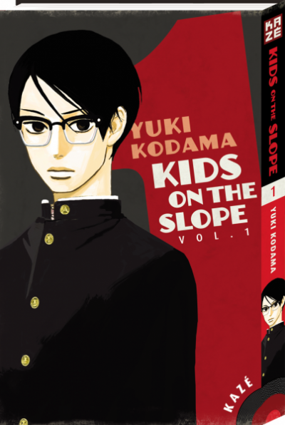 Couverture Kids on the slope tome 1