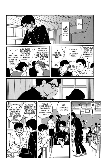 Page 6 Kids on the slope tome 1