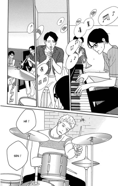 Page 6 kids on the slope tome 2