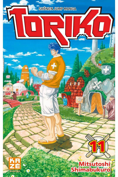 Couverture Toriko tome 11