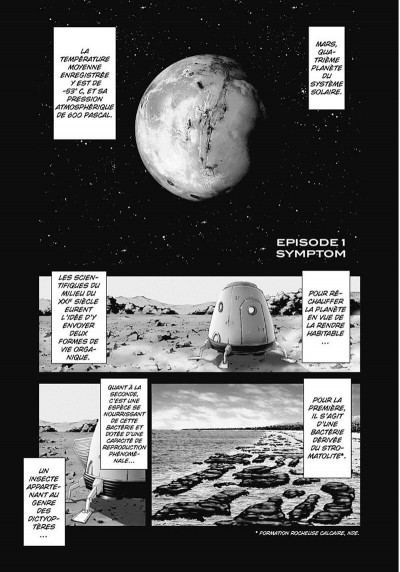 Page 3 Terra formars tome 2