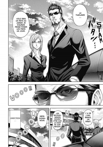 Page 8 Terra formars tome 2
