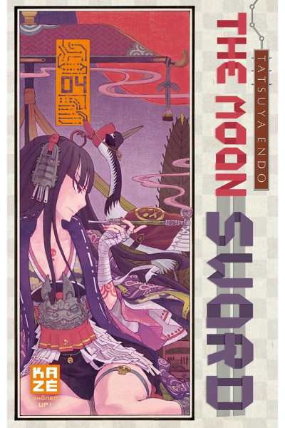 Couverture the moon sword tome 4
