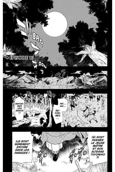 Page 8 the moon sword tome 4