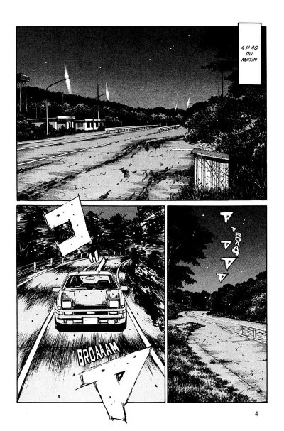 Page 5 initial D tome 22