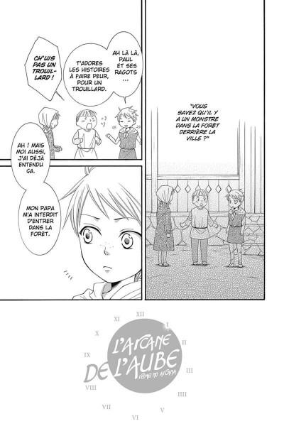 Page 7 L'arcane de l'aube tome 11