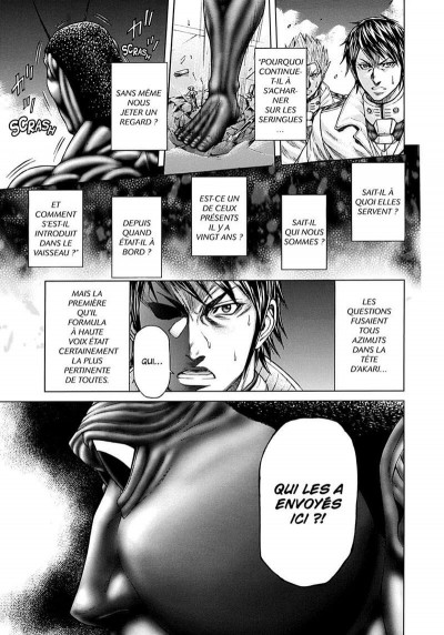 Page 5 terra formars tome 3