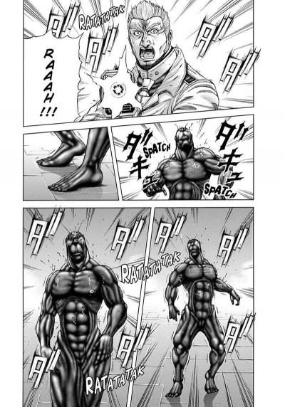 Page 6 terra formars tome 3