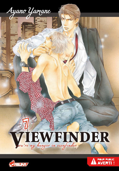 Couverture Viewfinder Tome 7