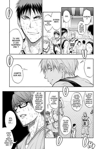 Page 6 Kuroko's basket tome 11