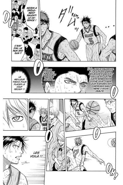 Page 8 Kuroko's basket tome 11