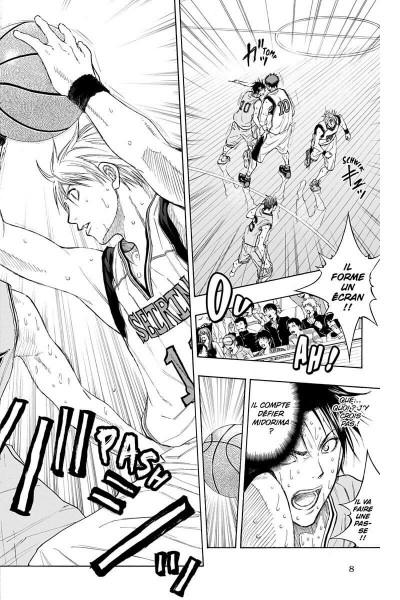 Page 9 Kuroko's basket tome 11