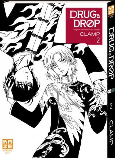 Couverture drug & drop tome 2