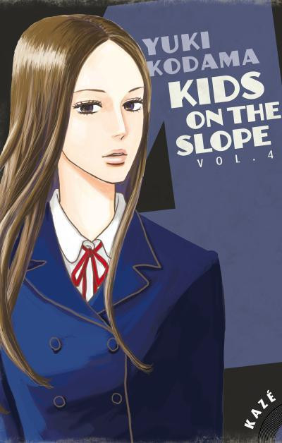 Couverture kids on the slope tome 4
