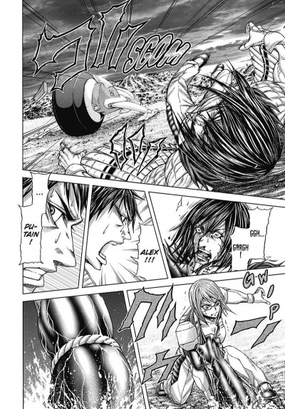 Page 8 Terra formars tome 4