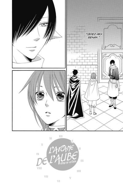 Page 6 L'arcane de l'aube tome 13
