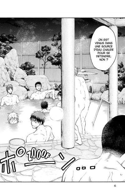 Page 7 Kuroko's basket Tome 13