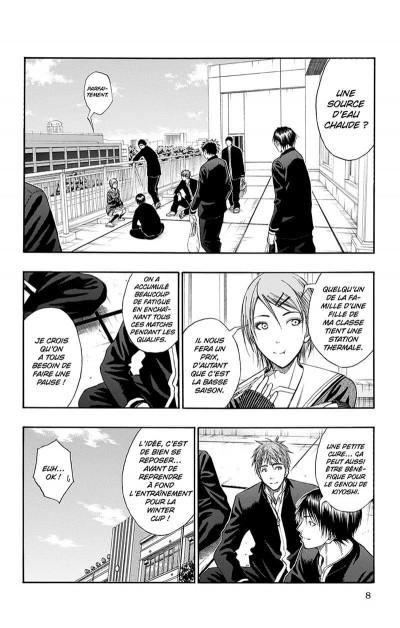 Page 9 Kuroko's basket Tome 13