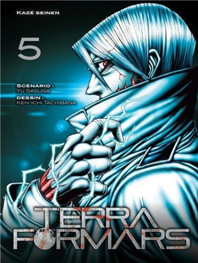Couverture Terra Formars tome 5