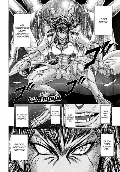 Page 6 Terra Formars tome 5