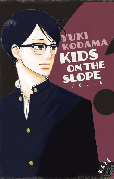 Couverture Kids on the slope Tome 6