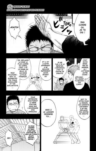 Page 5 Kuroko's Basket Tome 14