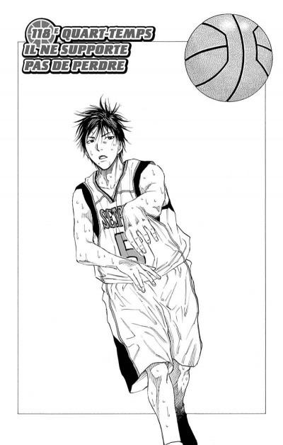 Page 7 Kuroko's Basket Tome 14