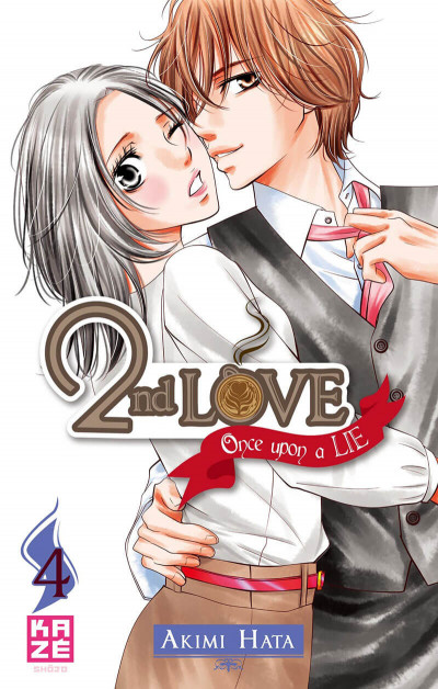 Couverture 2nd Love - Once upon a lie tome 4