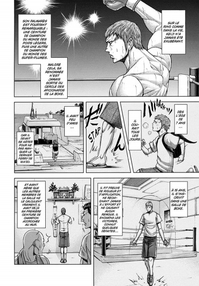 Page 6 Terra Formars tome 6