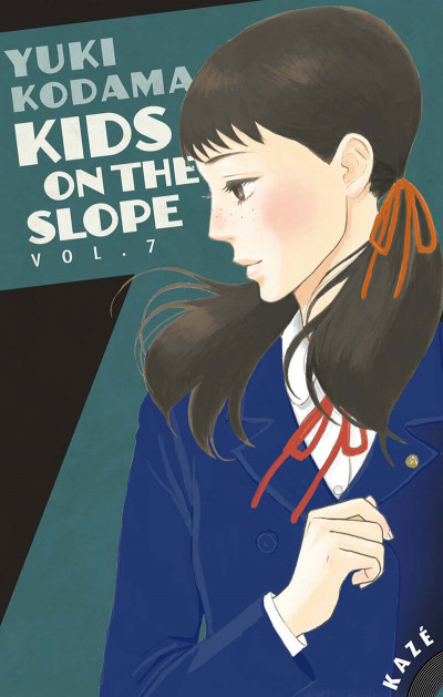 Couverture Kids on the slope tome 7