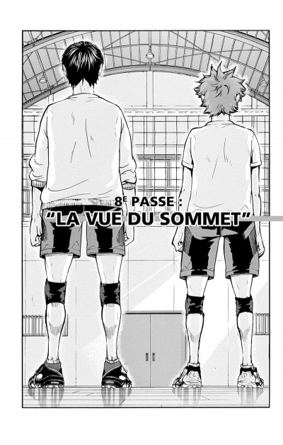 Page 7 Haikyu !! - Les As du Volley Tome 2
