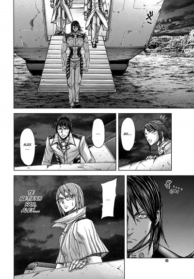 Page 6 Terra Formars tome 7